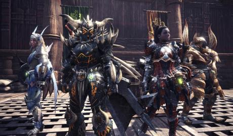 Best MHW Builds