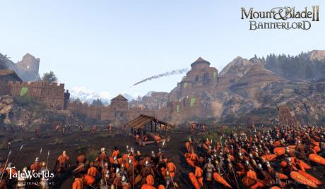strategy games, rpg, medieval, medieval games, Mount and Blade, Bannerlord