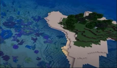 Minecraft Best Ocean Seeds