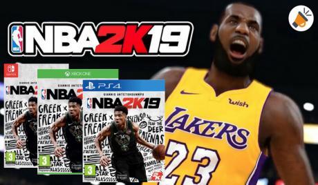NBA 2k19 Game Modes