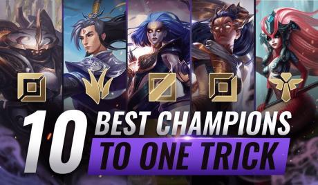 League of Legends Best One Trick Champions
