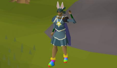 Oldschool Runescape Best F2P Gear