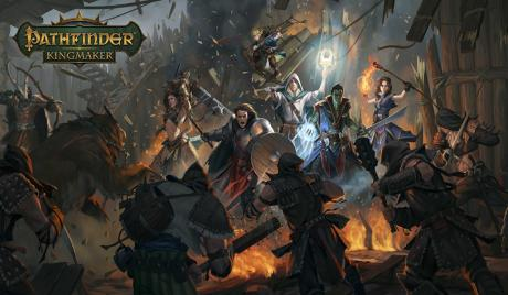 Games Like Pathfinder Kingmaker