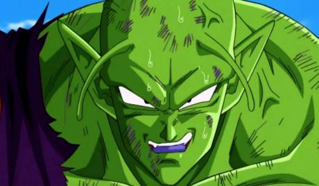 Piccolo, ready to throw down. Copyright 2015, Toei Animation.