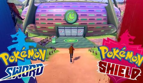 Pokemon Sword and Shield Gameplay