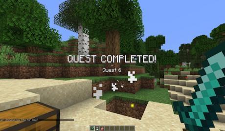 Minecraft Best Quest Mods