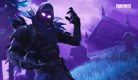 Fortnite Battle Royale Legendary Skin Raven
