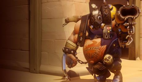 Overwatch Roadhog Skins
