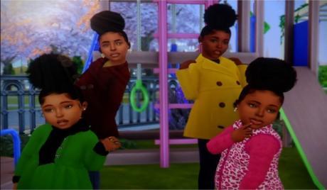 Best Sims 4 Hair Mods