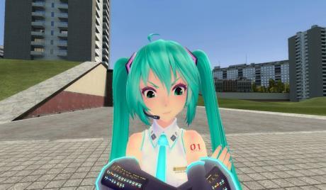 Garry's Mod Best Anime Player Models