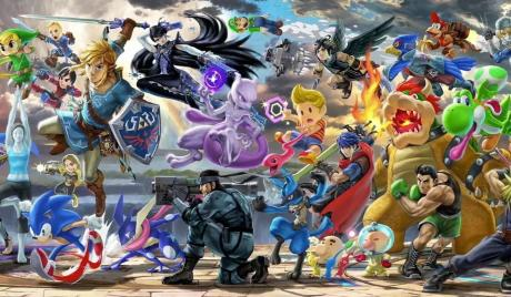 Smash Ultimate Best Characters