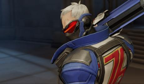 Overwatch Best Soldier 76 Skins