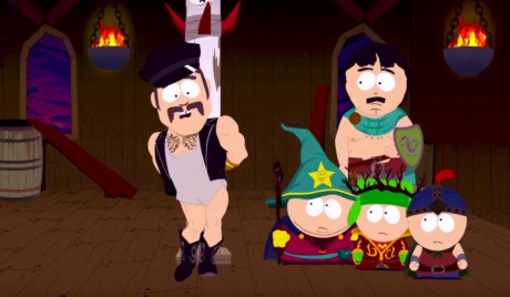 Games Better Than South Park