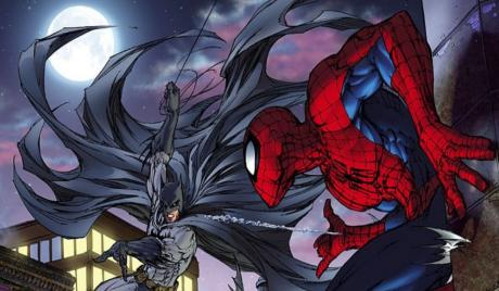 Spider-Man vs. Batman