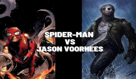 Spider-Man vs. Jason Voorhees