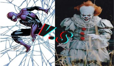 Spider-Man vs. Pennywise Who Would Win