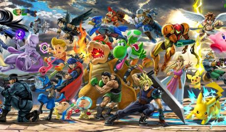 Smash Ultimate Tournaments