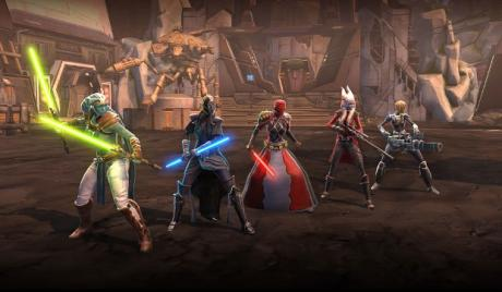 SWTOR Best Builds for PvP
