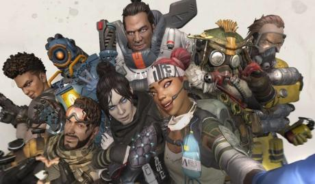 Apex Legend Best team comps, Apex Legend team composition,