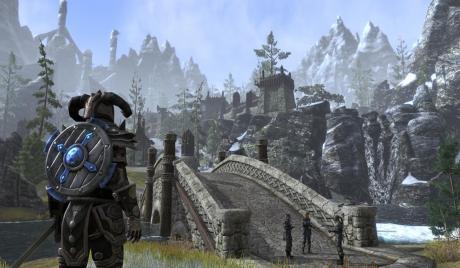 Games Like Elder Scrolls Online