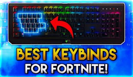 Fortnite Best Keybinds