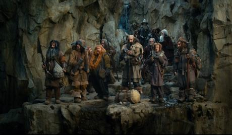 Fantasy movies like The Hobbit