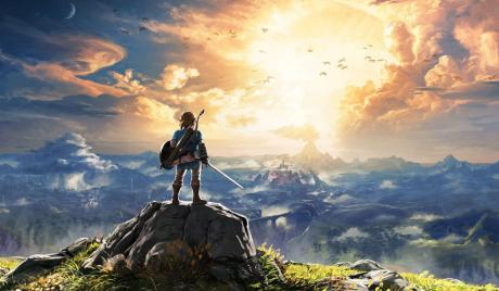 Legend of Zelda Breath of the Wild Review