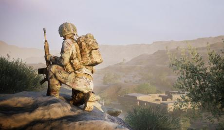 best military FPS games