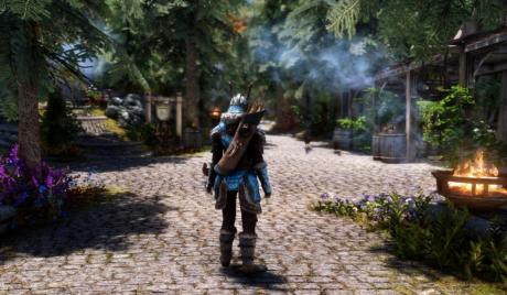 Best Skyrim Graphics Mods