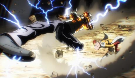 Top 15 Anime with Epic Fights