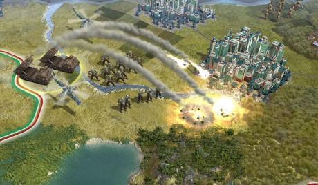 best aggressive civs civilization 5