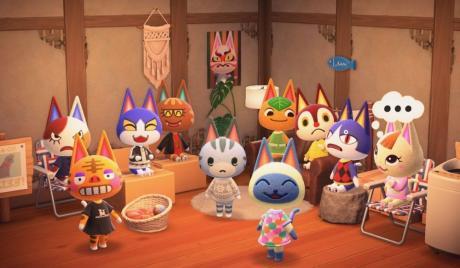 Animal Crossing: New Horizons Best Cat Villagers