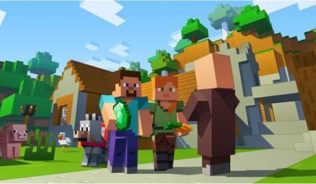 Minecraft Best Village Seeds