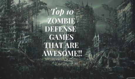 Zombie Defense Games