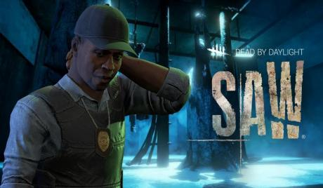 Detective Tapp, Saw, Dead by Daylight, Tapp, DbD Tapp, DbD Detective Tapp