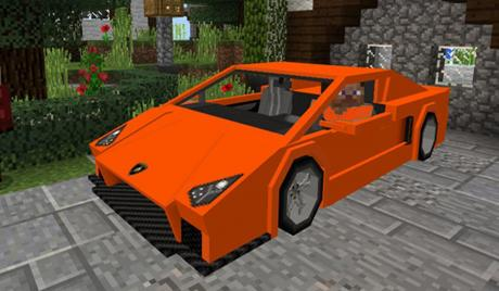Minecraft Best Vehicle Mods