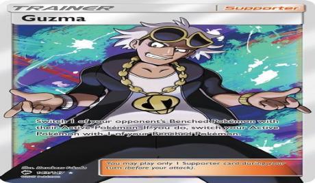 Pokemon TCG Supporter Cards
