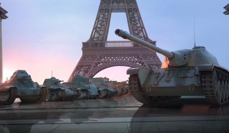 World of Tanks Best French Tanks