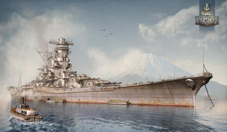 World of Warships Best Battleships