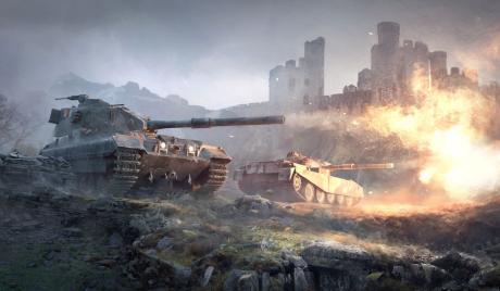 World of Tanks Best British Tanks