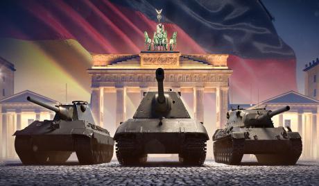 World of Tanks Best German Tanks