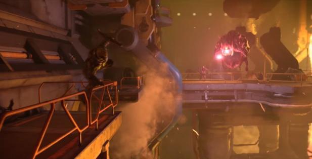 DOOM - Fight Like Hell Cinematic Trailer