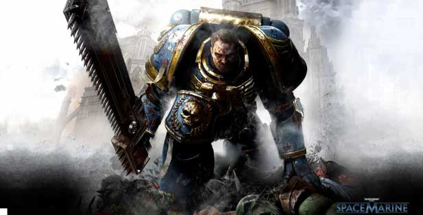 Warhammer® 40,000®: Space Marine® - E3 Trailer