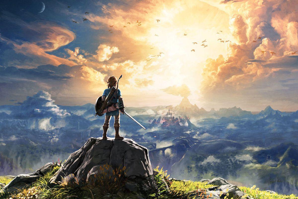 Legend of Zelda Breath of the Wild Review